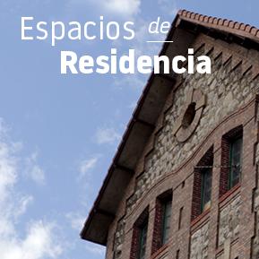 Espacios de Residencia