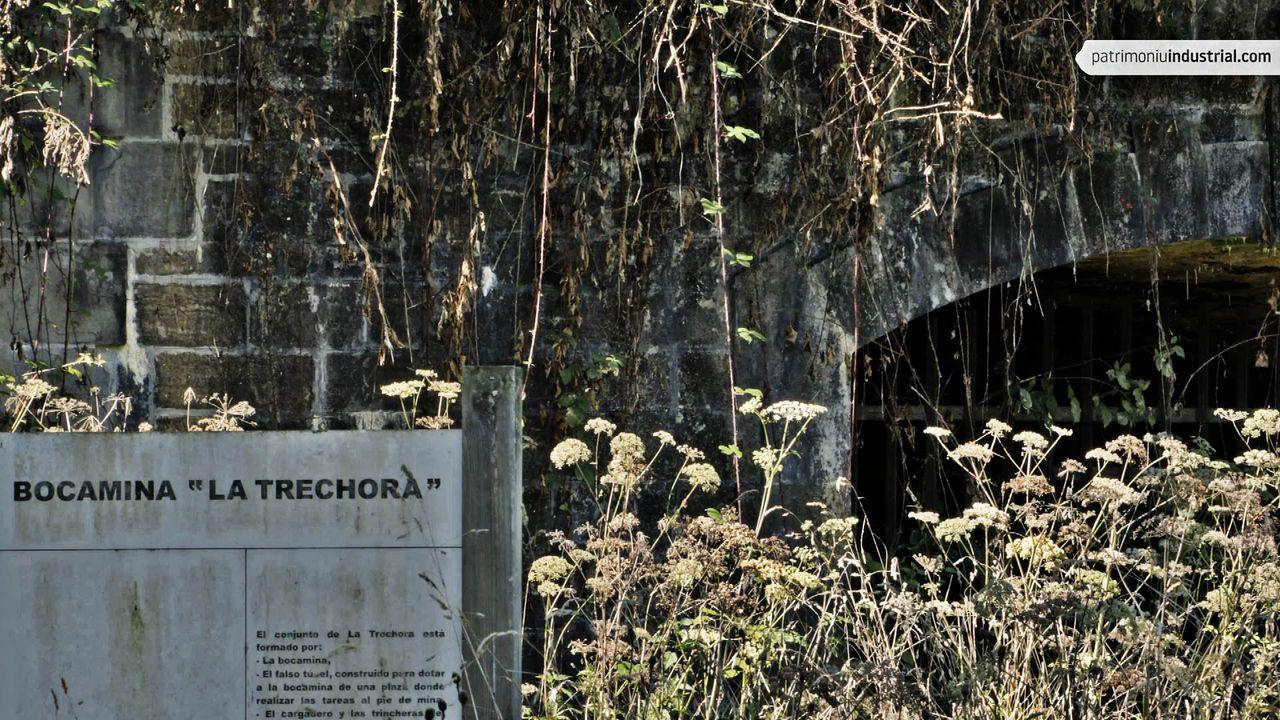 Bocamina La Trechora - Patrimonio Industrial Asturias